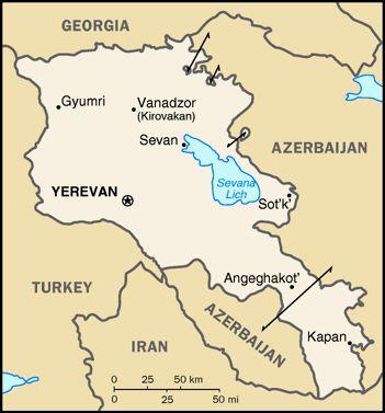 Карта армении search for an address карта дорог