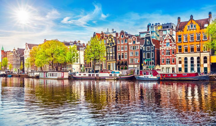 Сити-тур в Амстердам