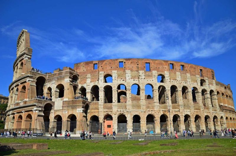Билеты в римский Колизей станут дороже