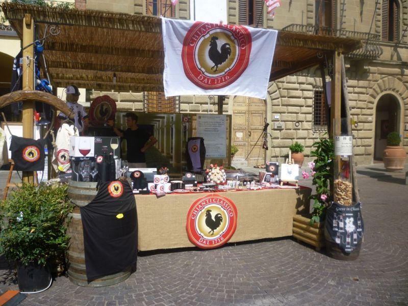 Фестиваль Кьянти в Тоскане