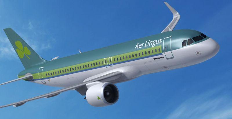Ирландская авиакомпания избавит от пассажиров по соседству