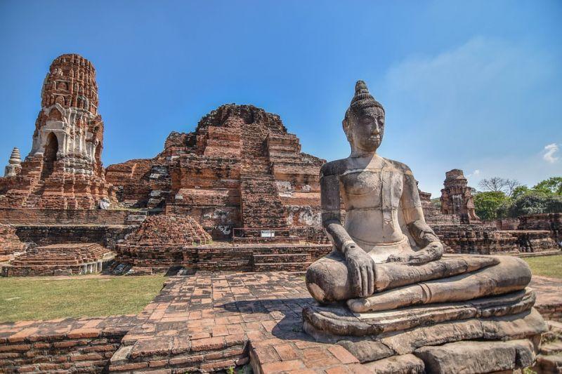 Ярмарка мирового культурного наследия в Таиланде