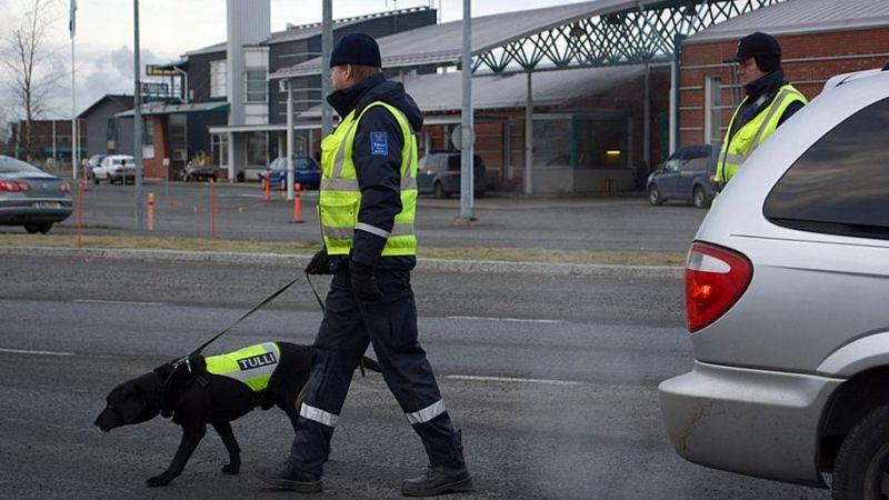 На границе с Финляндией туристов обсчитали на 11,5 миллионов евро
