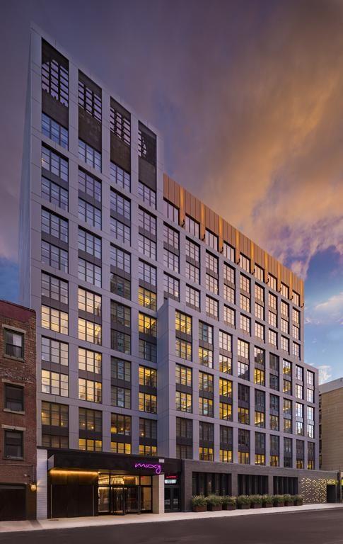 Новый отель открылся в Нью-Йорке под именем гостиничной группы Marriott International.