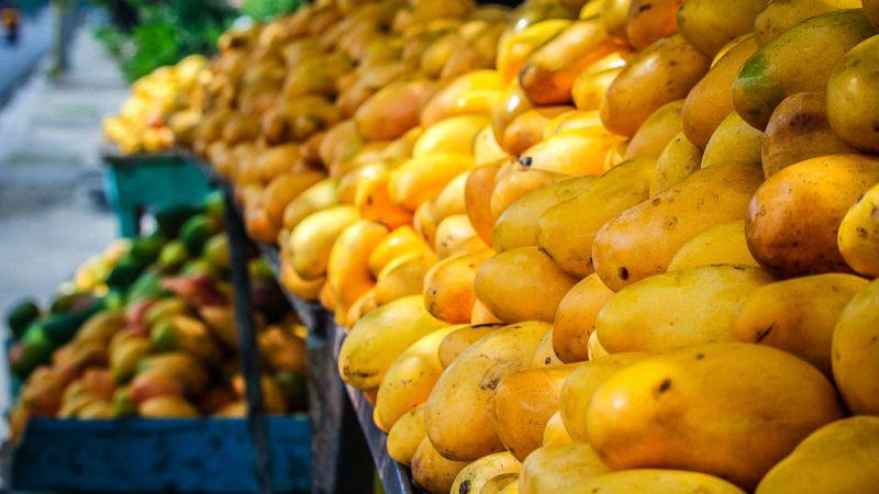 Праздник манго в Доминикане