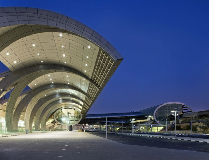В Дубай транзитным туристам предлагают обзорные экскурсии