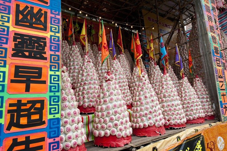 В Гонконге пройдет фестиваль почитания божеств и сладких булочек