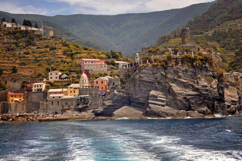В Италии введут правила посещения парка Чинкве-Терре