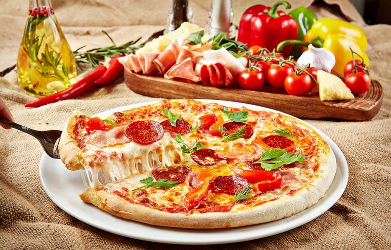 В Неаполе в сентябре соберутся любители пиццы