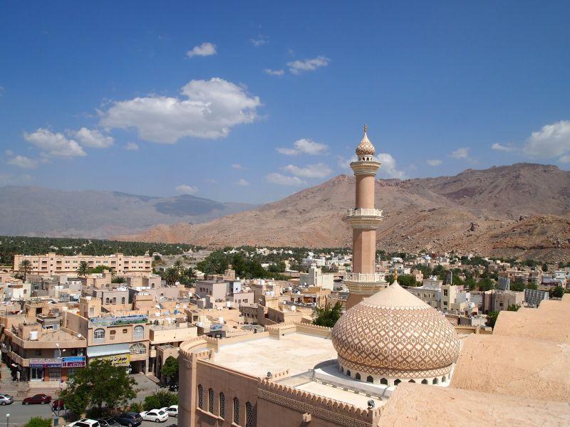 В Оман изменились миграционные правила