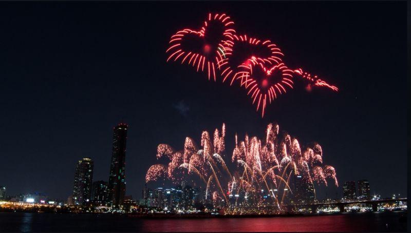 В столице Южной Корее пройдет грандиозный Фестиваль фейерверков