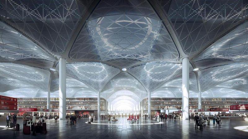 В Турции заработает новая система обслуживания в аэропортах