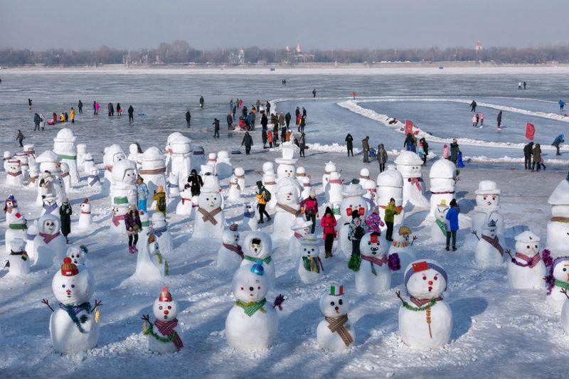 В Тюмени появится армия снеговиков