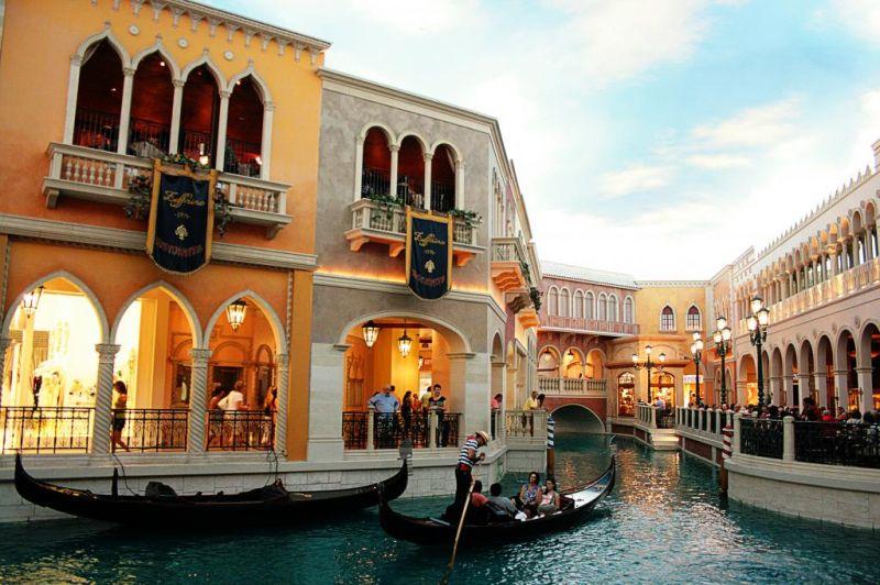 В Венецию нужно будет покупать билет