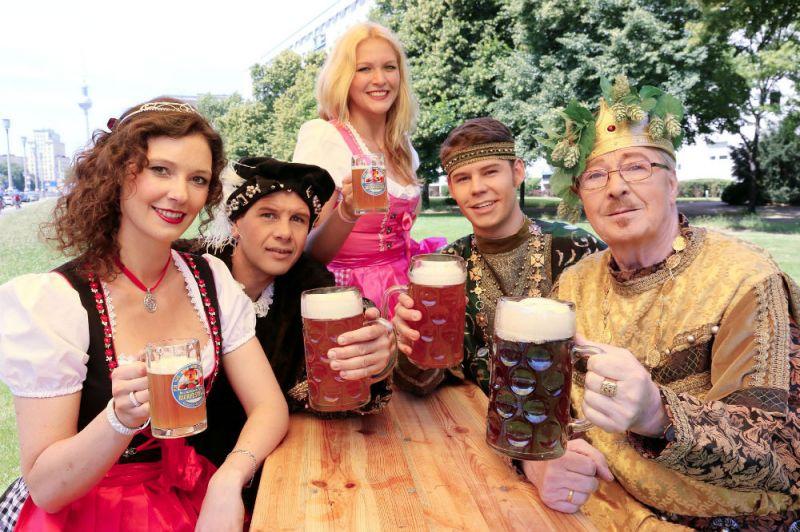 Вerlin Вeer Festival пройдет в августе в Берлине