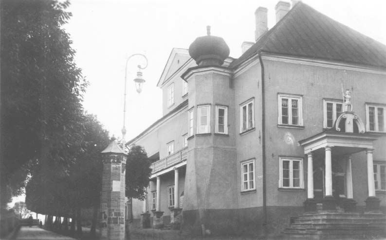 Власти Эстонии восстановят дом Петра I