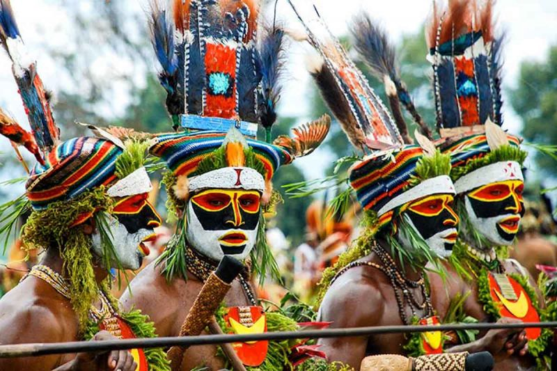 Электронные визы в Папуа-Новую Гвинею доступны для российских туристов