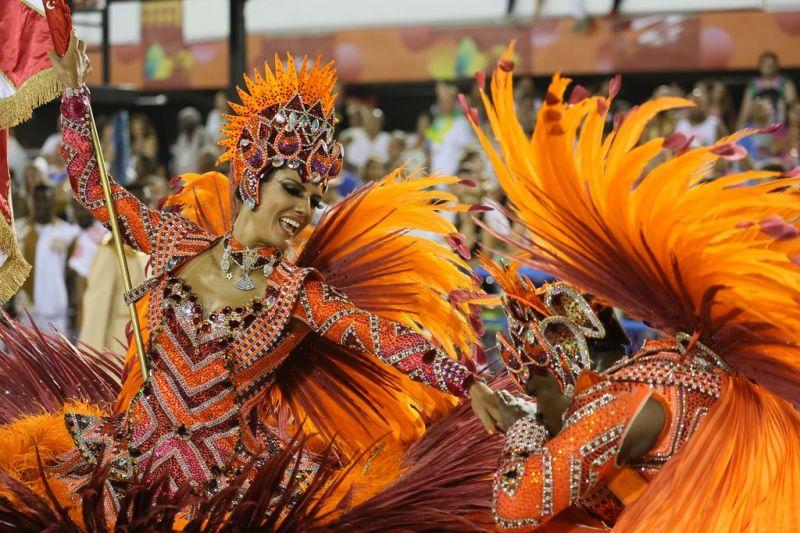 Бразильский карнавал пройдет по традиции в конце февраля