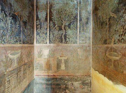 Для туристов Помпеи открыли новые объекты исторического наследия