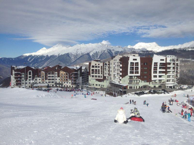 На горнолыжном курорте в Сочи пройдет День снега