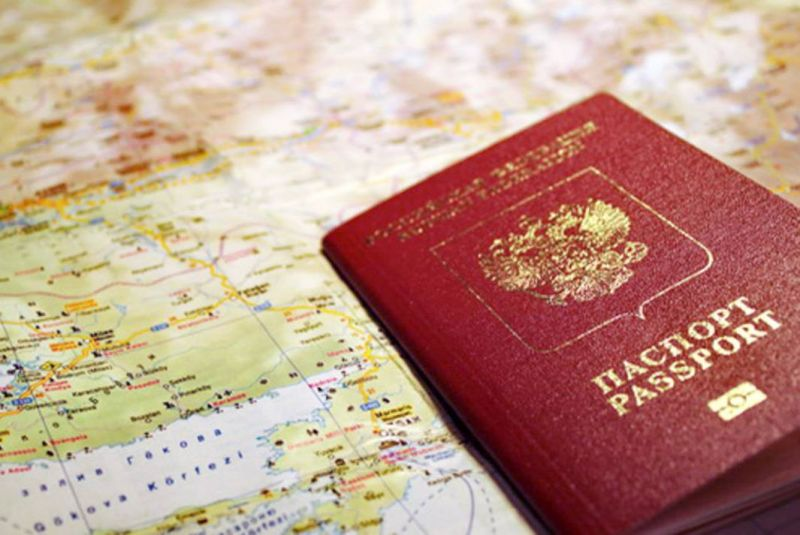 Российский загранпаспорт потерял три пункта в индексе паспортов