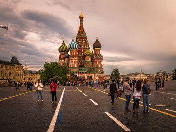 В Москве введен режим строгой самоизоляции
