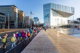 В столице Норвегии откроется библиотека будущего