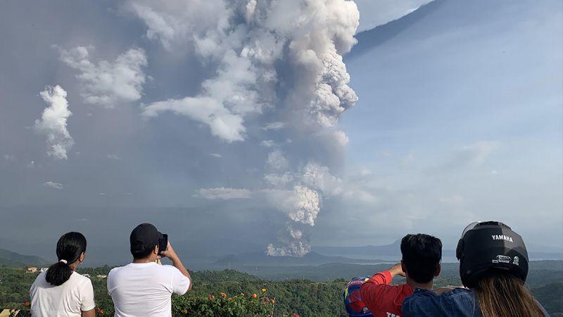Жителей столицы Филиппин эвакуировали