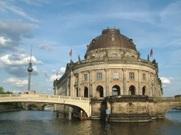 Уикенд за границей: Амстердам и Берлин