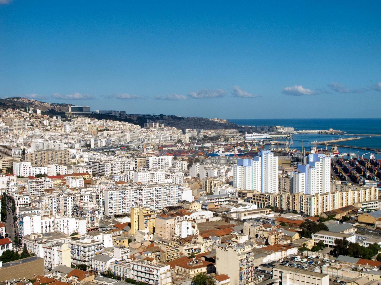 Как выглядит алжир