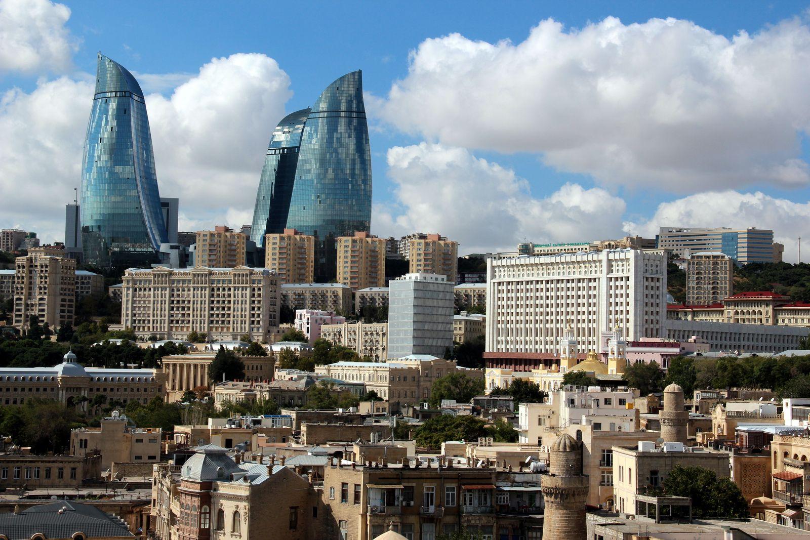 знаете секреты столица азербайджана фото после того как