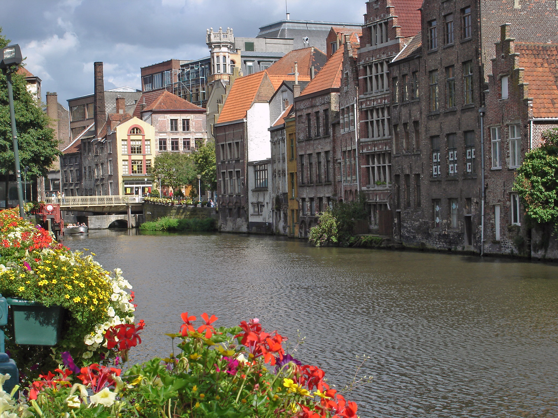 Бельгия г гент мэр города фото