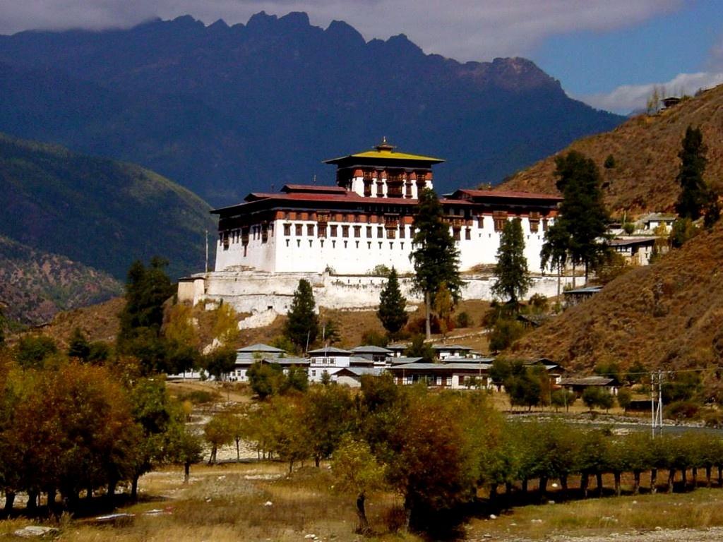 Бутан фото #10892