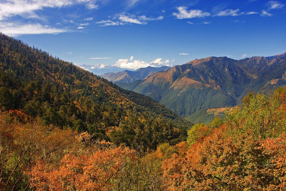 Бутан фото #10893