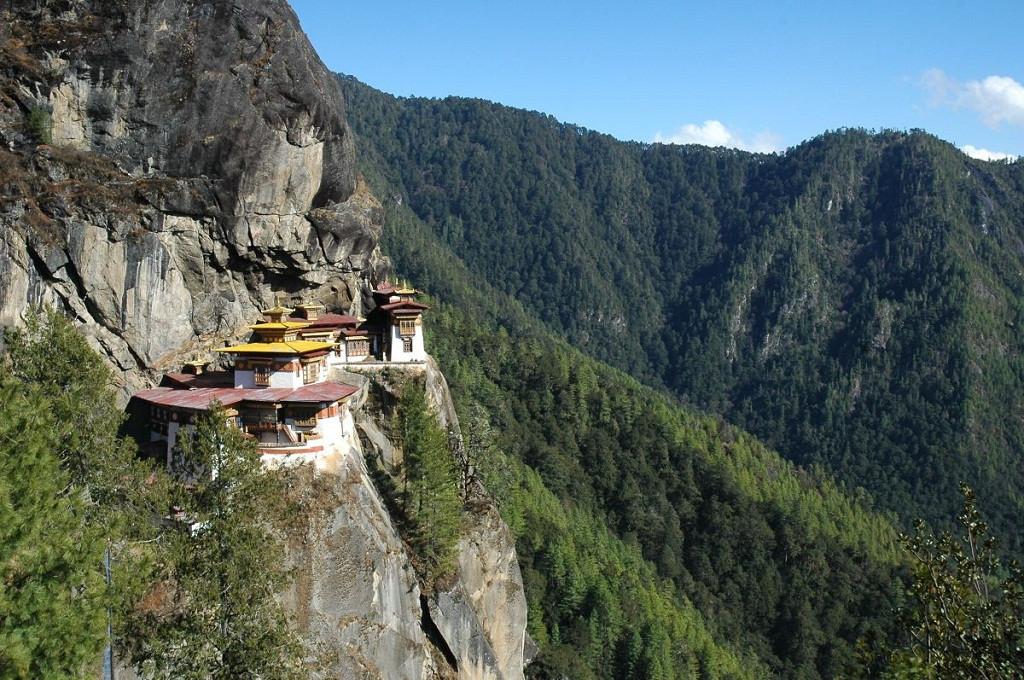 Бутан фото #10895