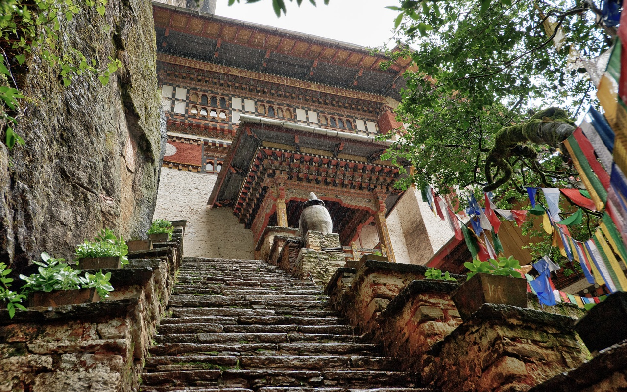 Бутан фото #10899