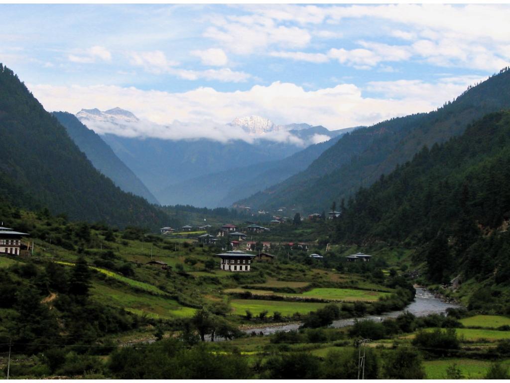 Бутан фото #10903