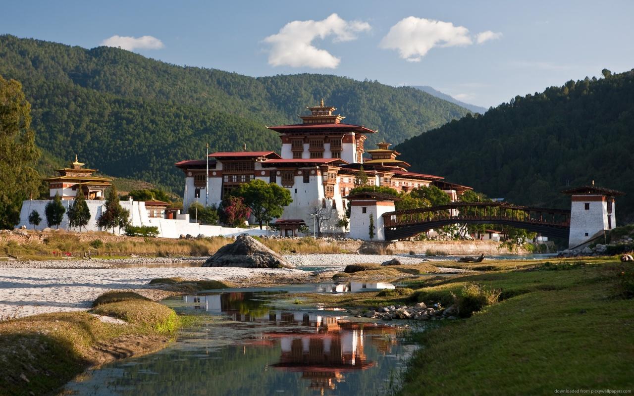 Бутан фото #10904