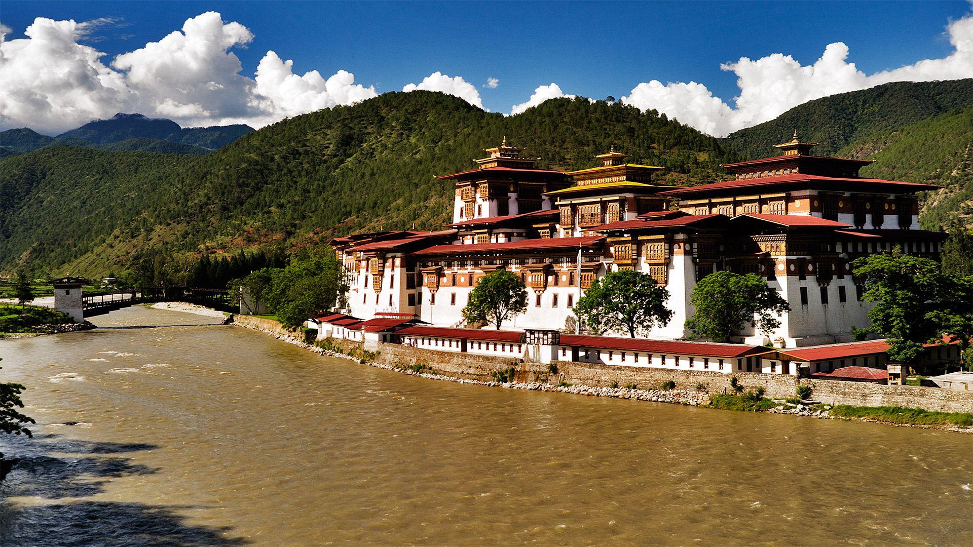Бутан фото #8301