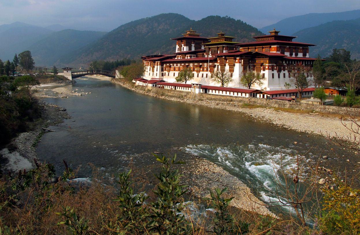 Бутан фото #8303