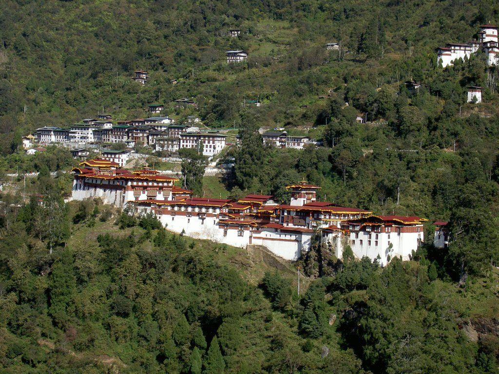 Бутан фото #8306