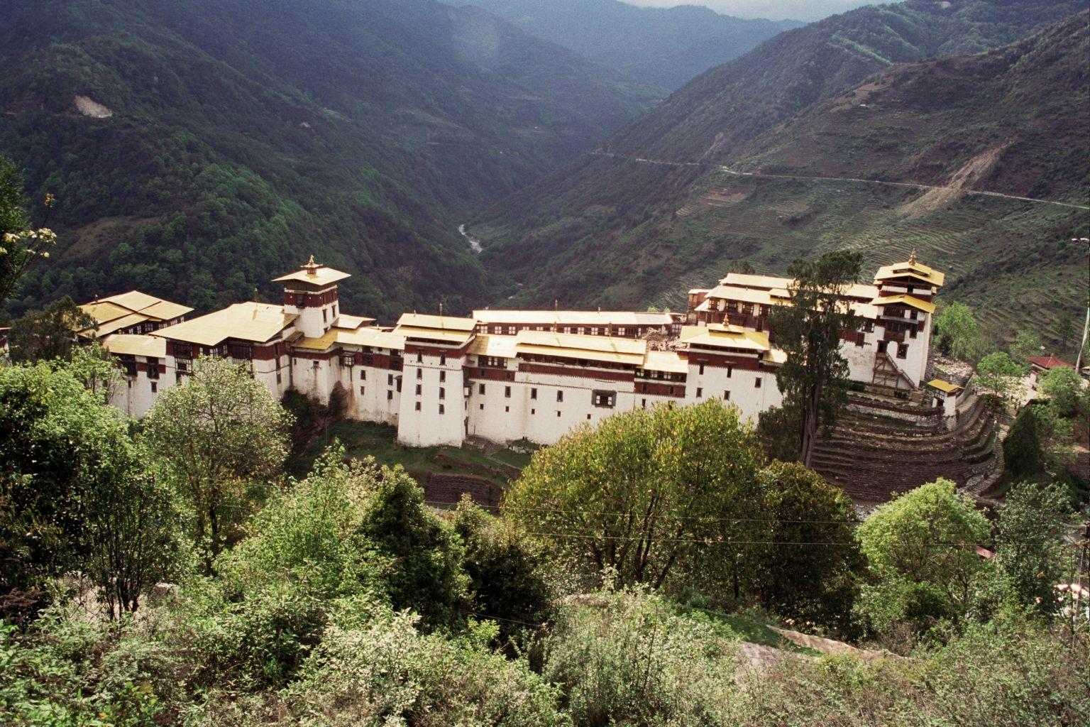 Бутан фото #8309