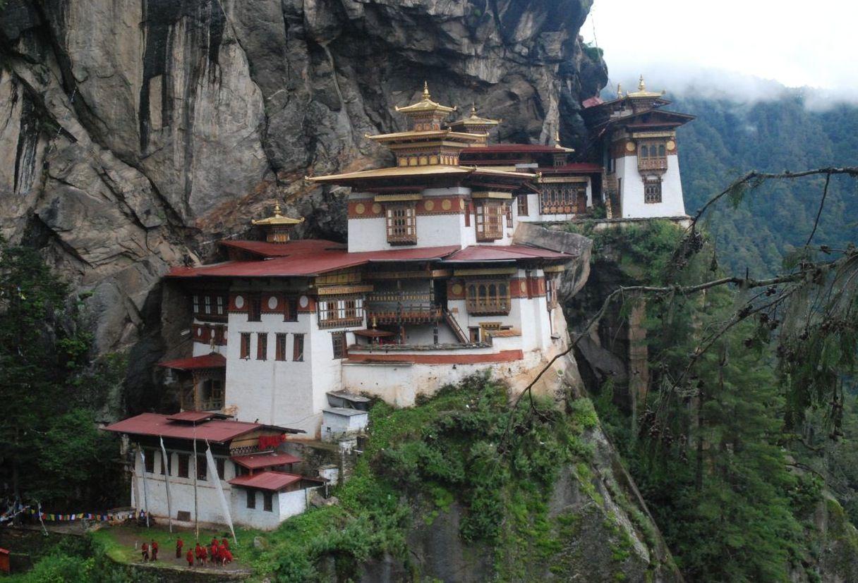 Бутан фото #8310