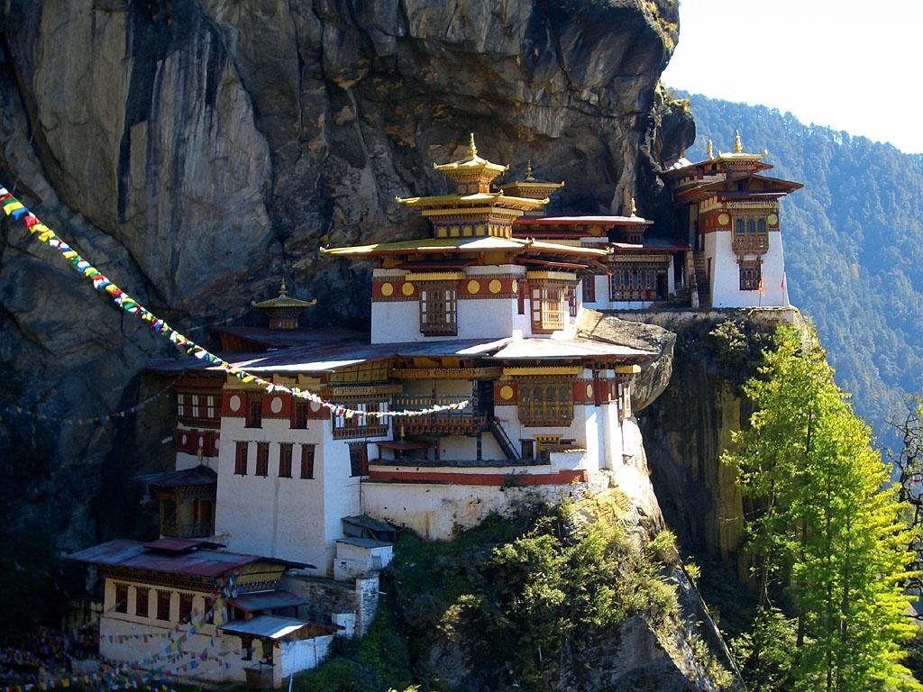 Бутан Паро  фото #10896