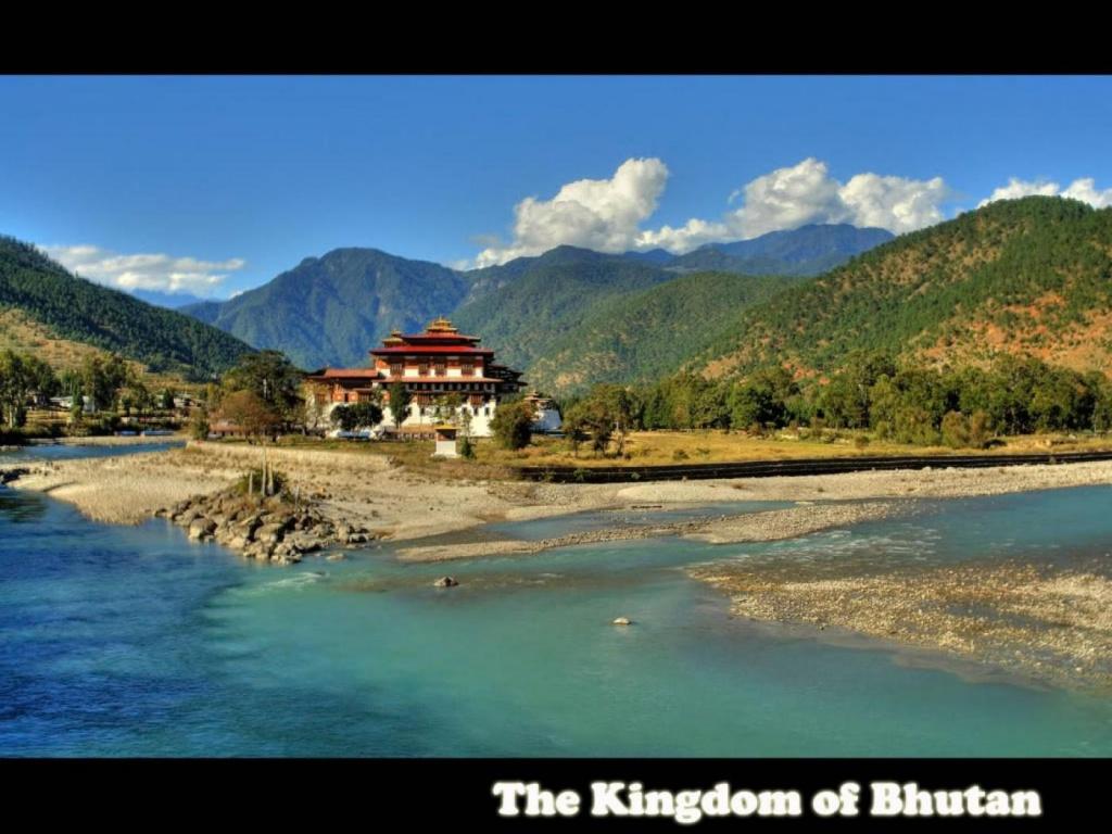 Бутан Паро  фото #10897