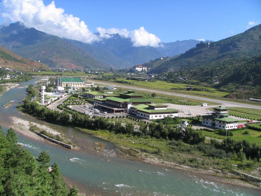 Бутан Паро  фото #10907