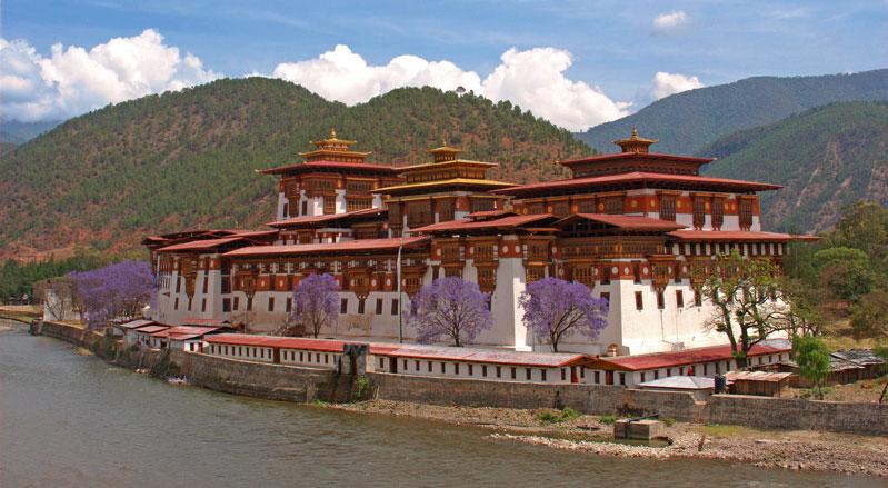 Бутан Пунакха  фото #10908