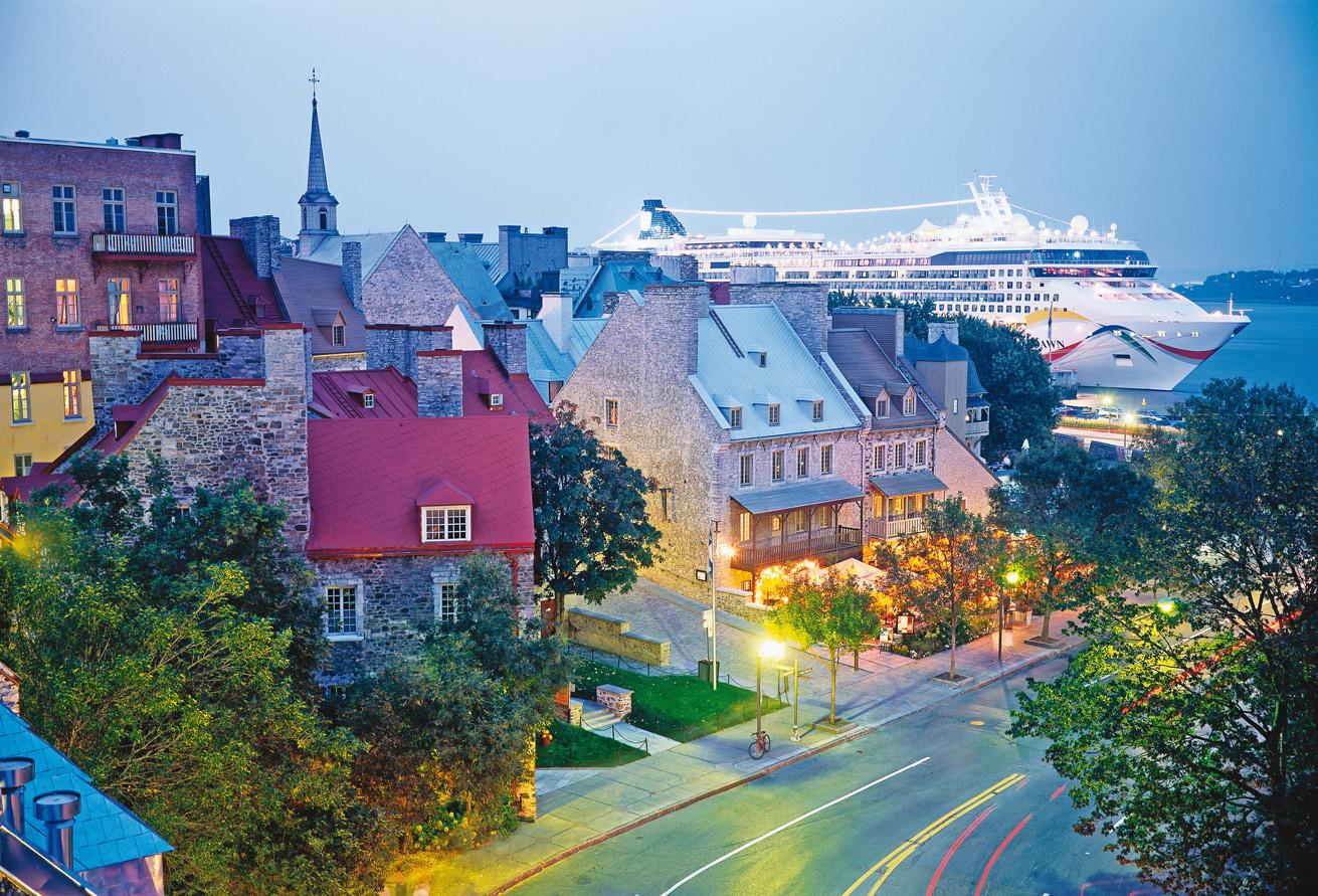 петербурге, квебек фото города почему