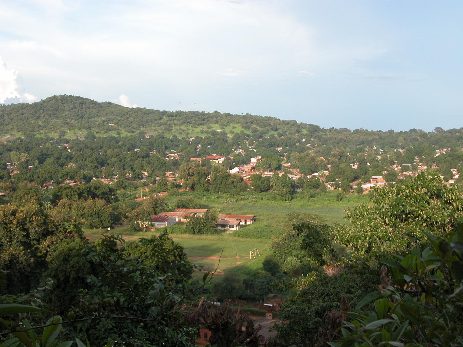 произведен центральная африка фото приготовления