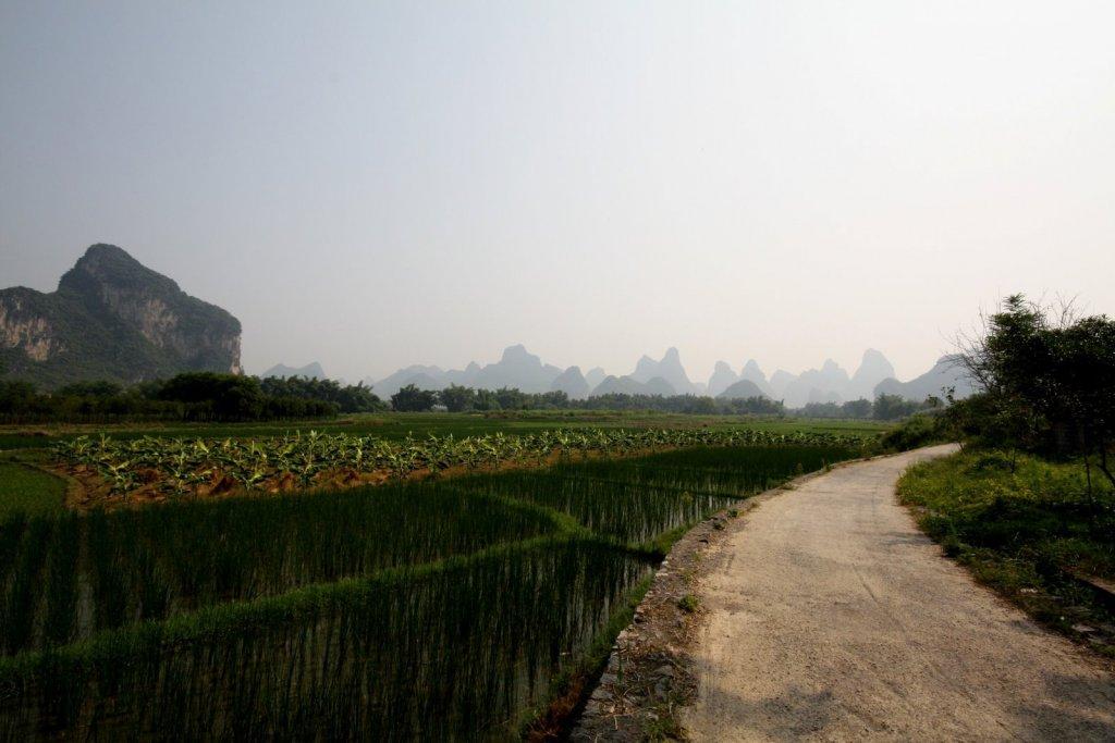Китайские курорты гуйлинь фото